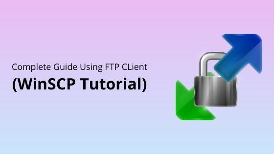 ftp client tutorial