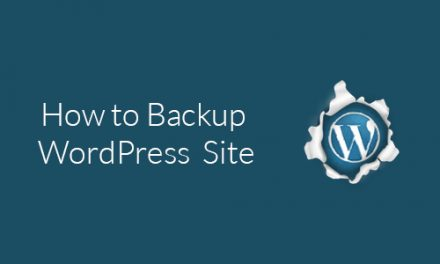 How to Backup WordPress Site? – Ultimate Guide