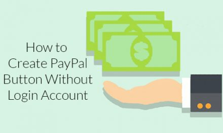 How To Create PayPal Button Without Login Account