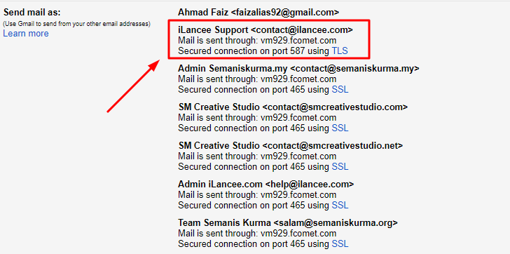 how to add multiple gmail accounts