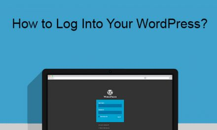 How to Log Into Your WordPress?