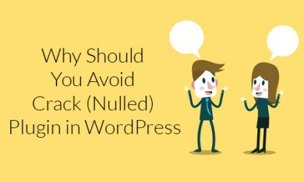 Why Should You Avoid Crack (Nulled) Plugin in WordPress?