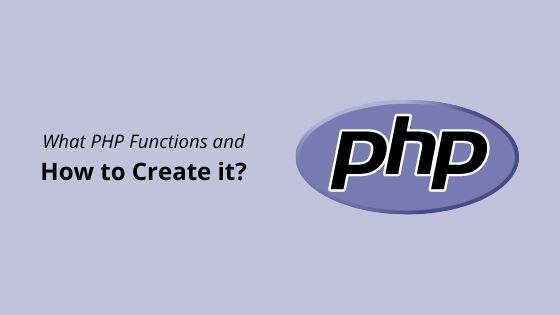 what is php function in wordpress