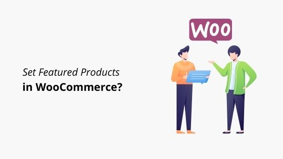 featured products woocommerce