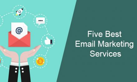 Five Best Email Marketing Services