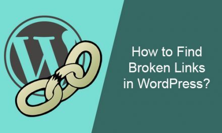 How to Find Broken Links in WordPress?