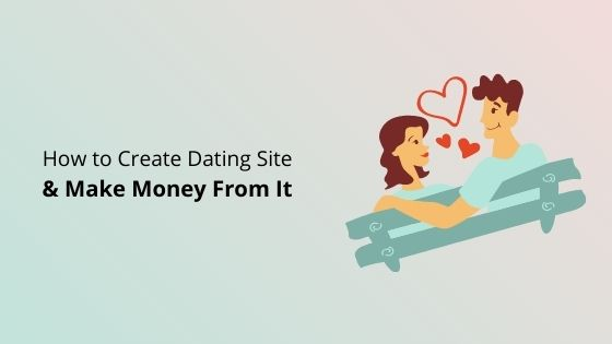 create dating site